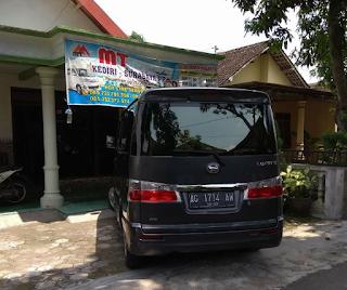 Travel Salatiga ke Blitar
