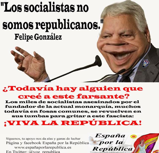 Resultado de imagen de Carta abierta a un traidor Felipe González