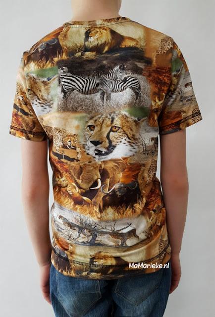 Regem, Safari