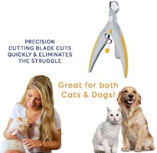 Professional Dog & Cat Nail Clippers