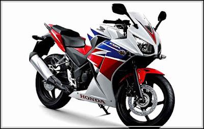 gambar harga motor sport Honda