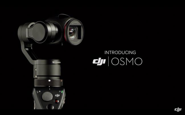 Riview DJI Osmo Camera 4K