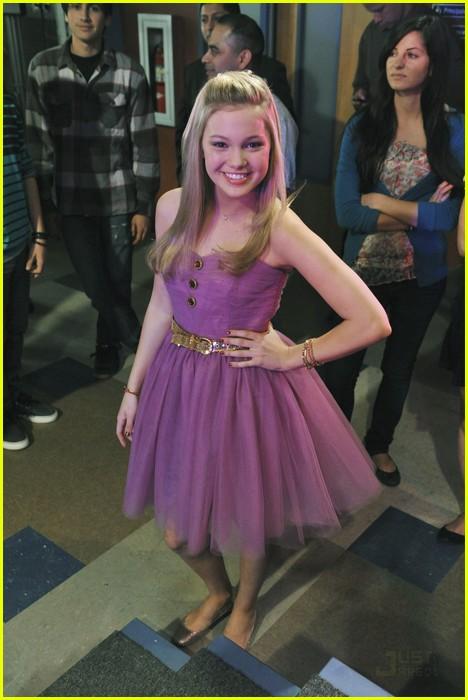 Disney Style Finds: Kickin It Olivia Holt