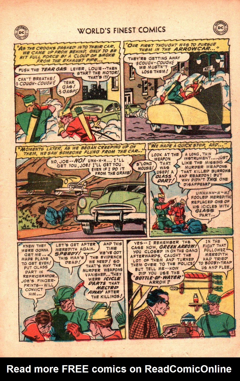 Read online World's Finest Comics comic -  Issue #71 - 23