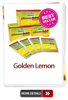 Jual Golden Lemon Juice Murah