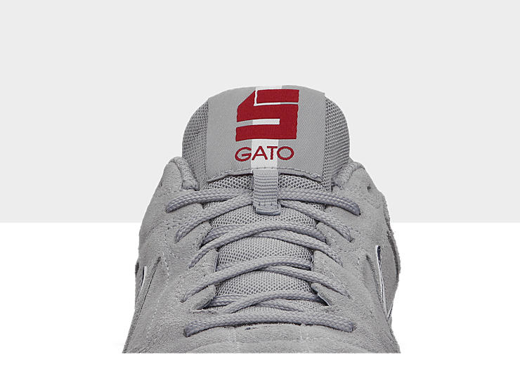 reputable site e9a0d 34bcf Wolf Grey White-Varsity Red-Obsidian, Style - Color   524397-