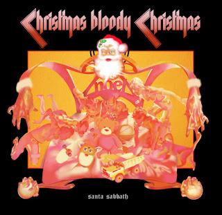 """Το ep των Santa Sabbath """"Christmas Bloody Christmas"""""""
