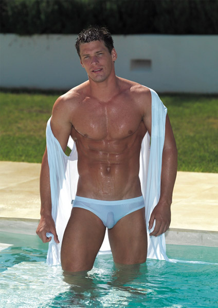 Men In Wet Speedos 18