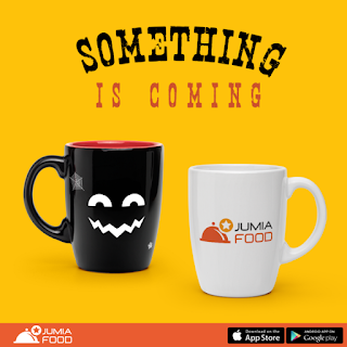Jumia Food free mugs for all Orders