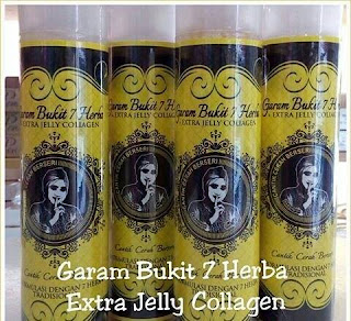 GARAM BUKIT 7 HERBA PLUS EXTRA JELLY COLLAGEN