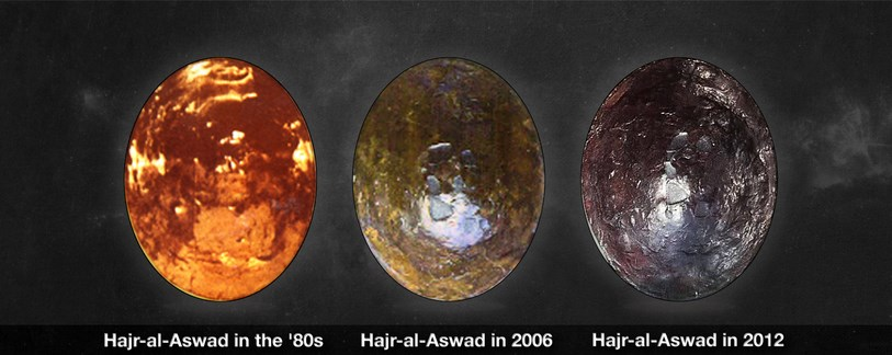 40 Fakta Unik Tentang Dunia Islam the black Stone