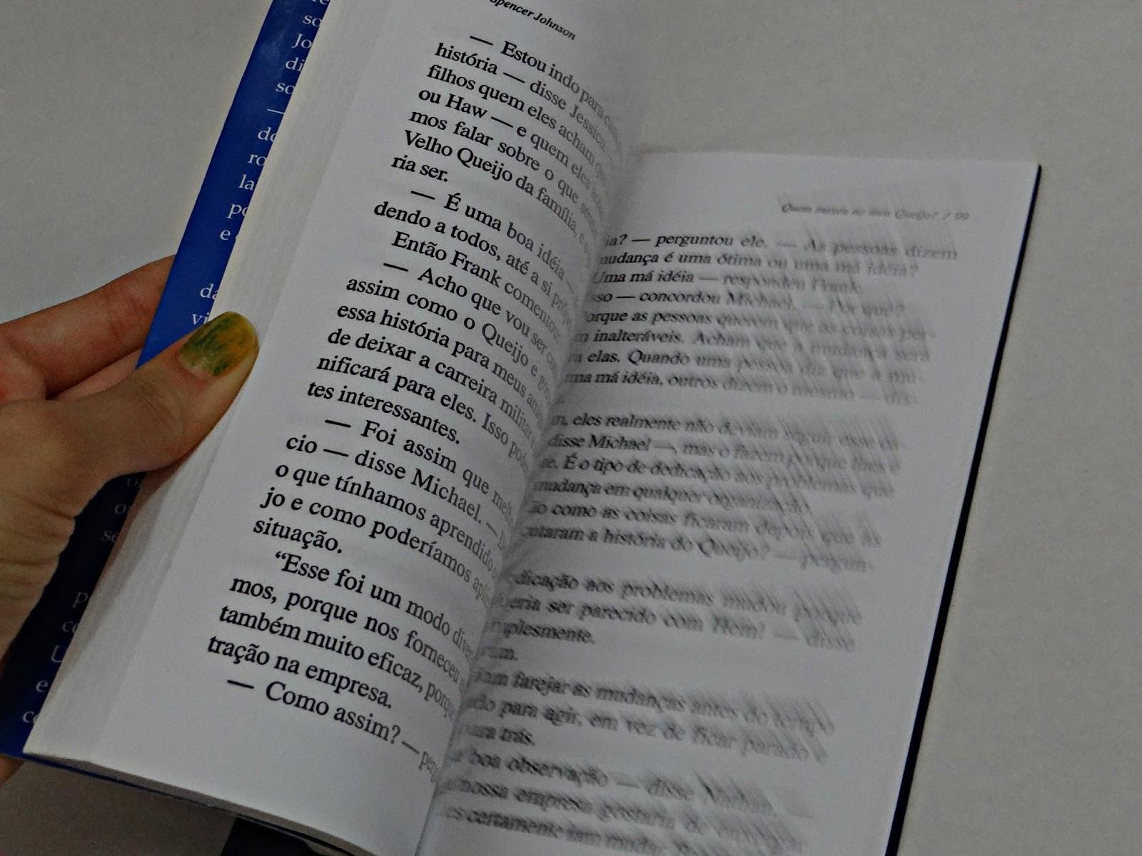 Resenha Critica Quem Mecheu No Meu Queijo Dissertação Ajuda