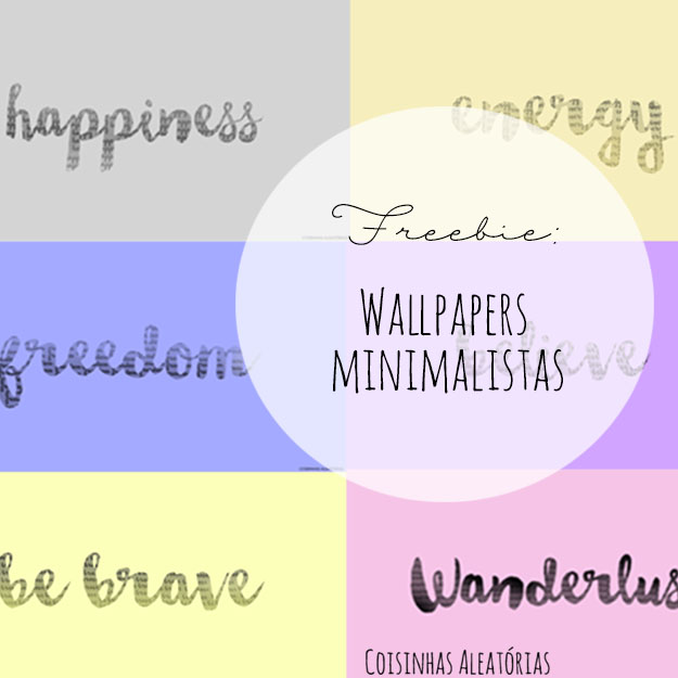 Wallpapers minimalistas