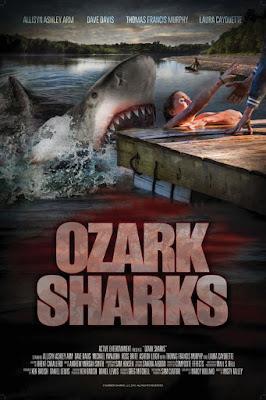 Ozark Sharks Poster