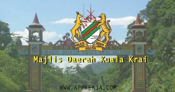 Jawatan Kosong Majlis Daerah Kuala Krai