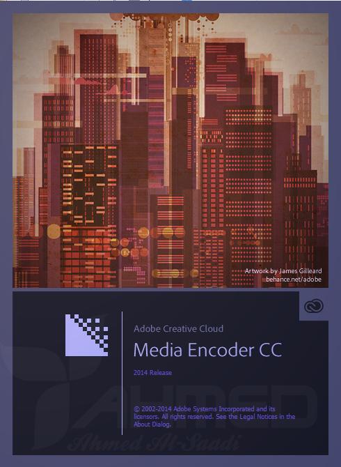 تحميل adobe media encoder cc