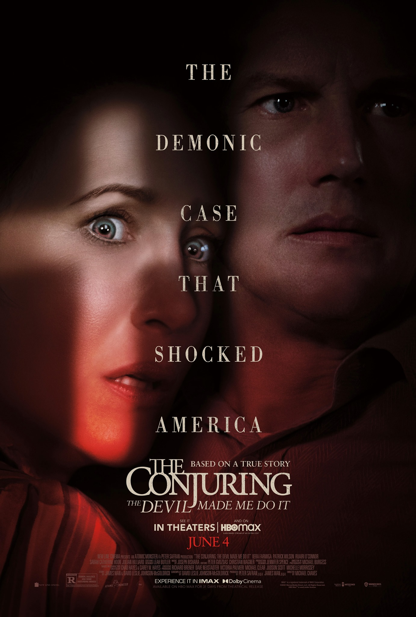 Ám Ảnh Kinh Hoàng: Ma Xui Quỷ Khiến - The Conjuring: The Devil Made Me Do It (2021) (2021)