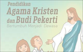 Perangkat Administrasi Guru Kelas 10 Pendidikan Agama Kristern dan BP Kurikulum 2013 Edisi Revisi 2018