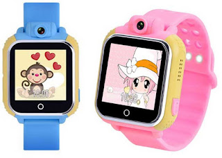 Bakeey-V75-Kids-Smartwatch