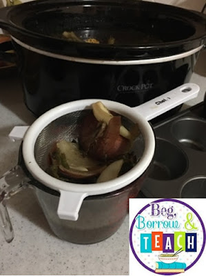 Beg, Borrow, and Teach!: Easy Beef Bone Broth in the Crock Pot.  Increasing immunity while saving time.