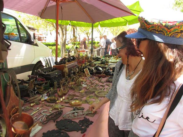 Feira de antiguidades de Estremoz