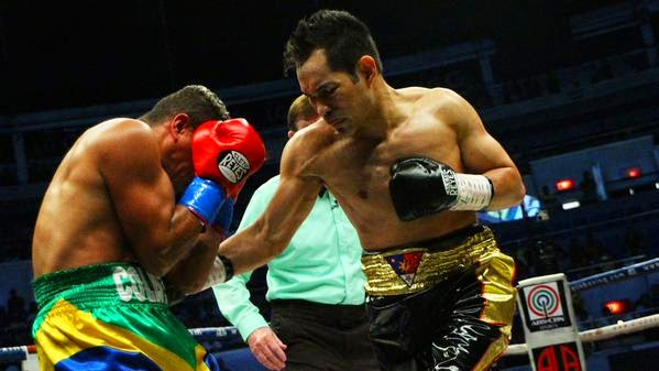 Nonito Donaire wins in just 2 rounds vs William Prado