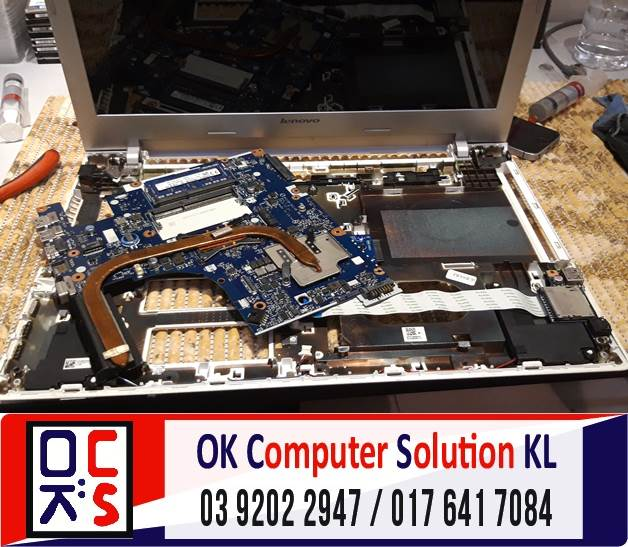 [SOLVED] AUTO SHUTDOWN LENOVO Z50-70 | REPAIR LAPTOP CHERAS 1
