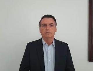 Bolsonaro nega criação de imposto para igrejas