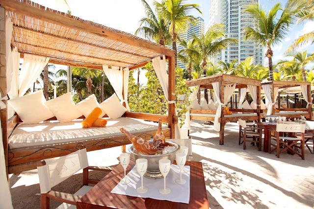 Informações da balada Nikki Beach Club em Miami