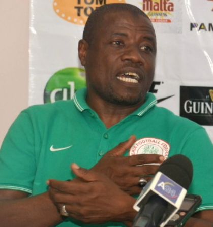 salisu yusuf super eagles coach