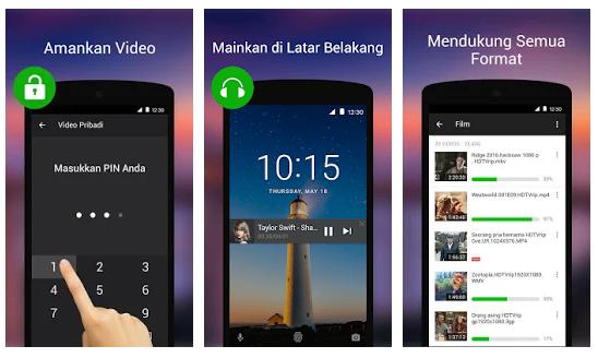 8 Aplikasi Video Player Terbaik Untuk Android