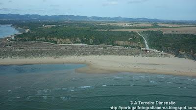 Praia das Furnas (Vila Nova de Milfontes)