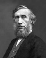 John Tyndall, fisikawan Inggris,
