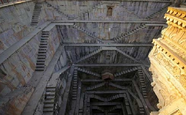 popular Raniji ki Bawdi Stepwell