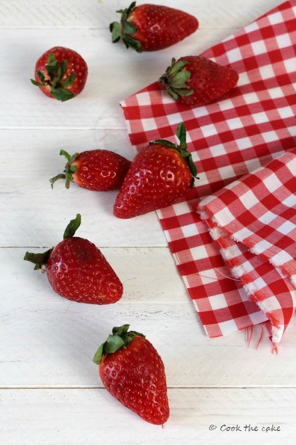 strawberry, fresas