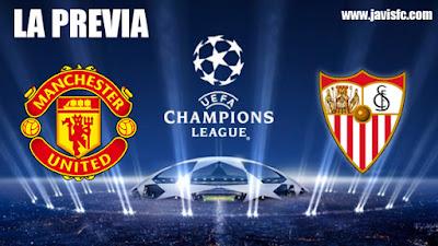 Previa Manchester United - Sevilla FC