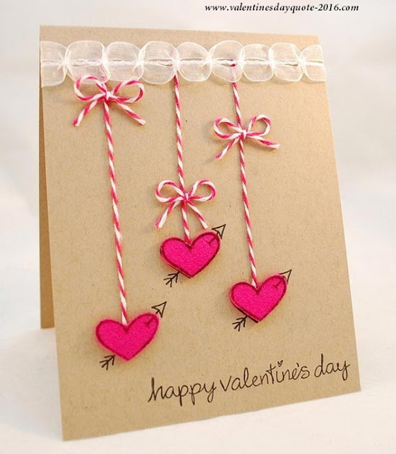 Attractive nice valentine cards 2017 images