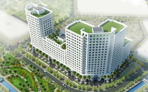 Khu căn hộ Eco City Long Biên
