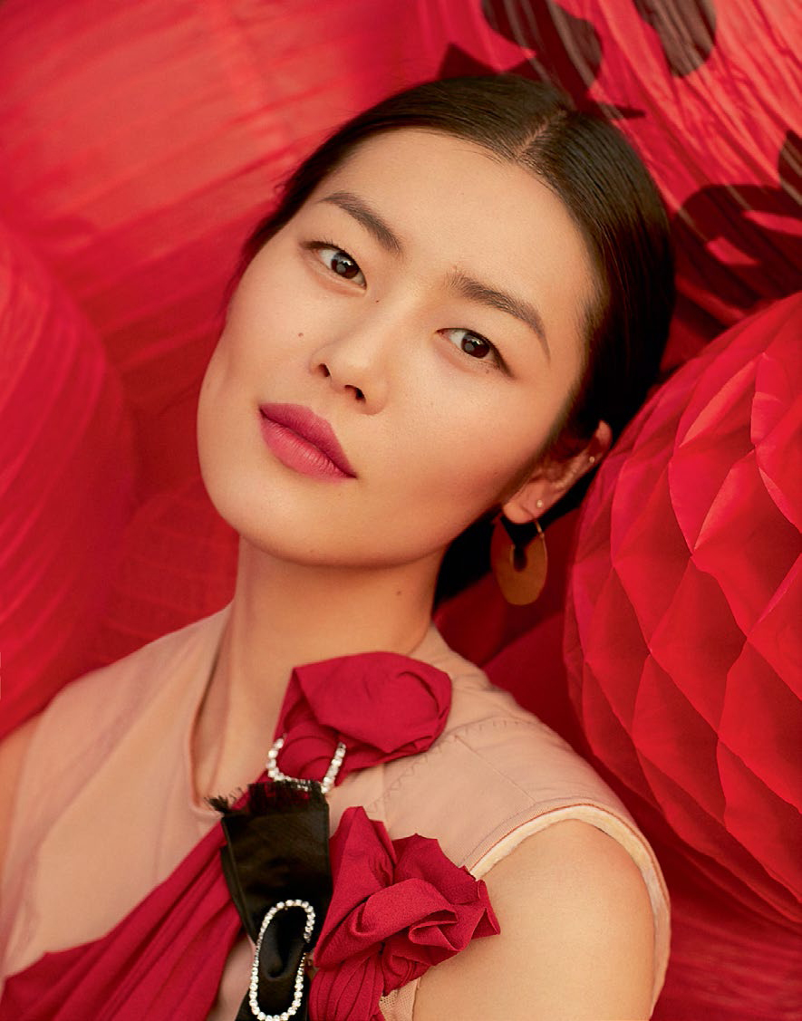 "Liu Wen 刘雯 on Instagram: ""Happy Chinese New Year ..."