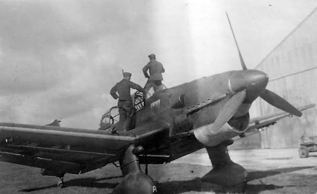 11 July 1940 worldwartwo.filminspector.com Stuka
