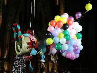O Palhaço dos Balões (Jéber Costa), Simplesmente Natal, Canela