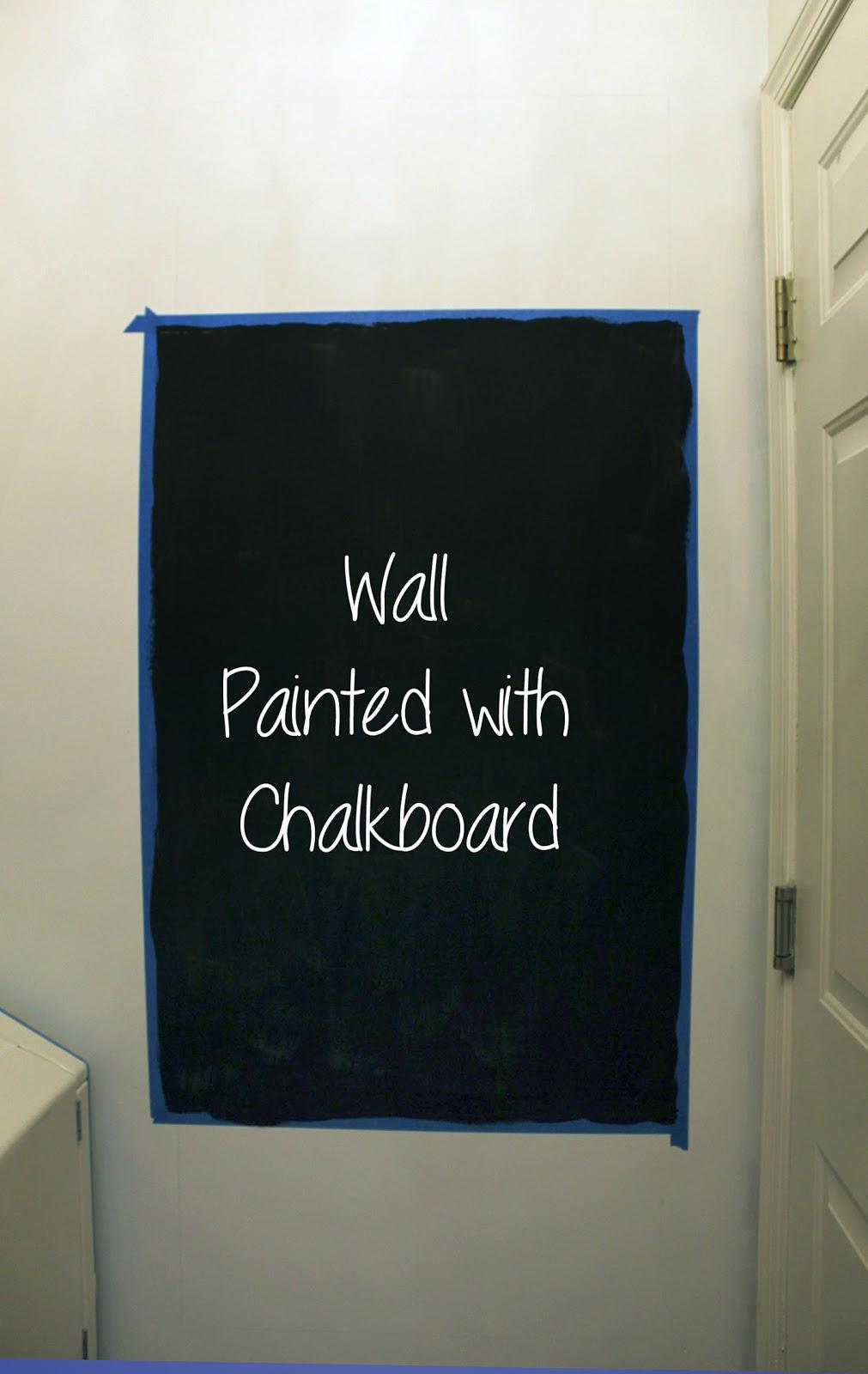 diy chalkboard with tray remodelando la casa. Black Bedroom Furniture Sets. Home Design Ideas