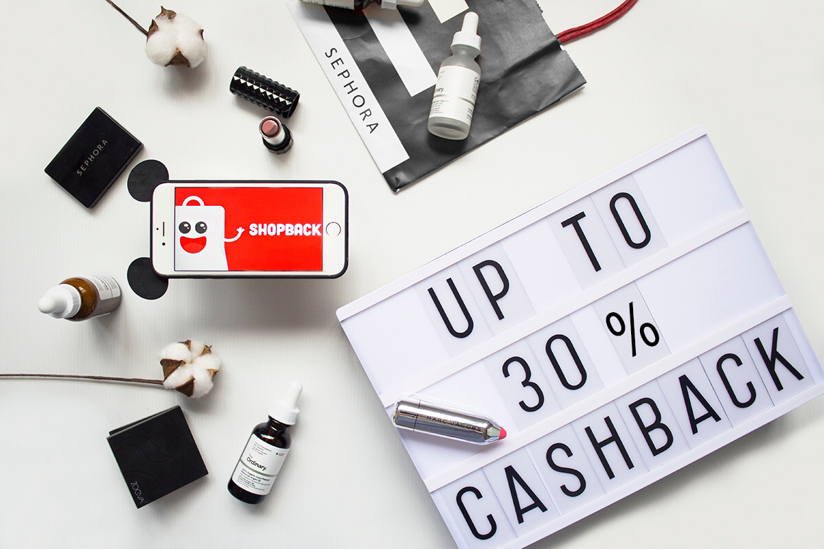 Sephora, ASOS CashBack from ShopBack Singapore