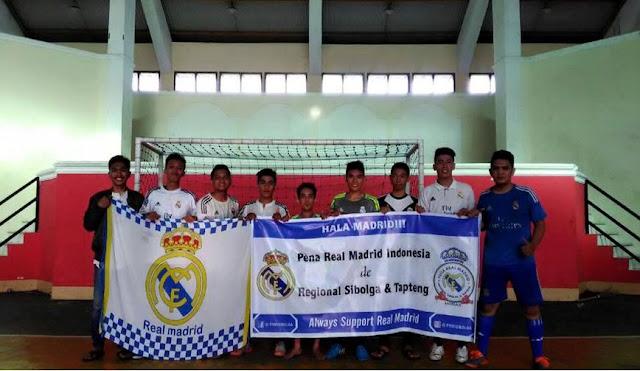 Suasana Futsal PRMI Sibolga