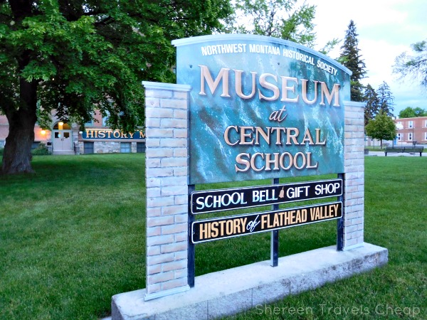 Kalispell Museum at Central School