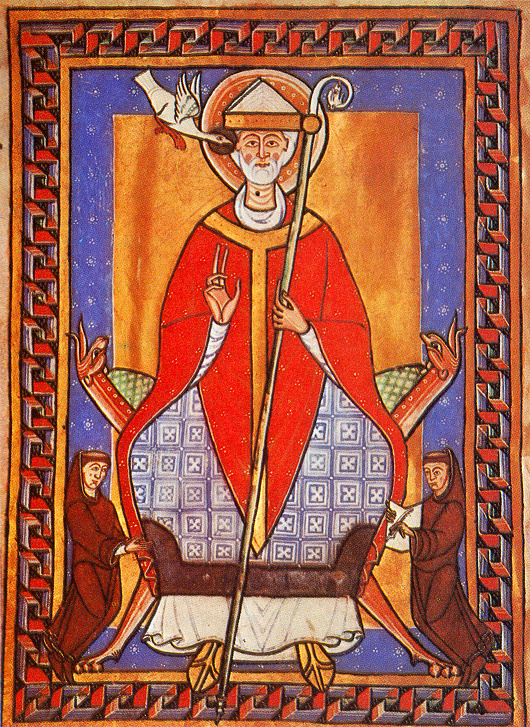 Liturgia Latina: 25th May, St. Gregory VII, Pope and Confessor