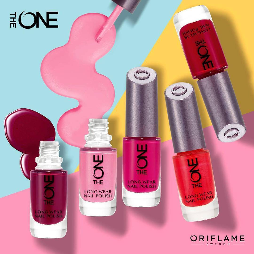 Cantik Sehat Review The One Long Wear Nail Polish