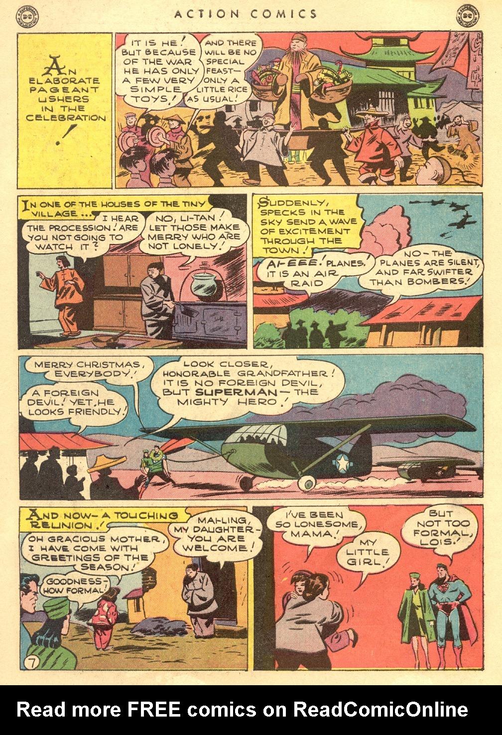 Action Comics (1938) 93 Page 8