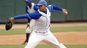 Portal guió a los Industriales con su brazo de hierro desde el bullpen en el última Serie Nacional que alcanzaron en el 2010
