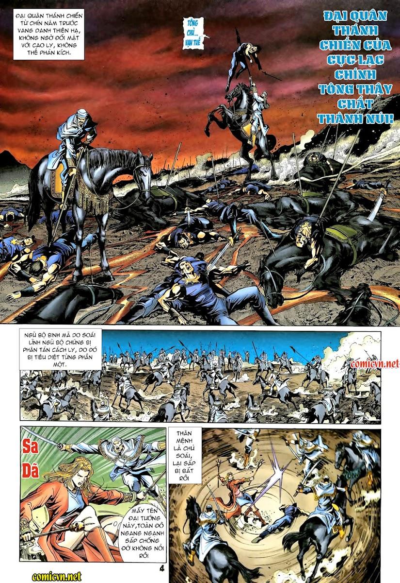 Đại Đường Uy Long chapter 92 trang 4